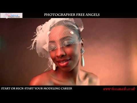 Photography services to models,