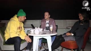 """Sokół i Marysia Starosta """"Czarna Biała Magia"""" – wywiad po premierze (Popkiller.pl)"""