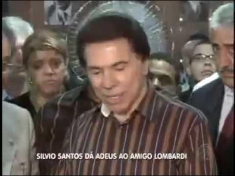 Homem Filma Com Caneta Espiã Enterro de Lombardi
