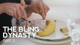 $16K Banana-eating Lessons with China's Wealthiest - Ep. 2 | The Bling Dynast | GQ