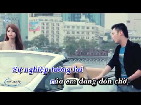 karaoke Tinh Khuc Chia Ly hat voi Thao