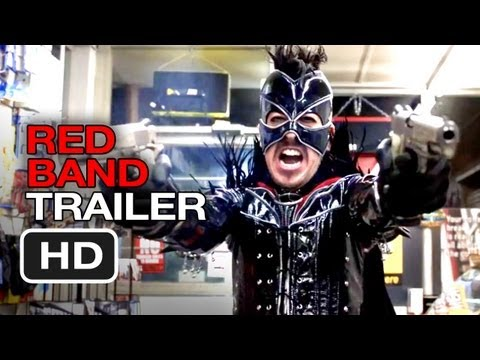 Kick-Ass 2 Official Red Band Trailer  #1 (2013) - Aaron Taylor-Johnson Movie HD, Subscribe to TRAILERS: http://bit.ly/sxaw6h Subscribe to COMING SOON: http://bit.ly/H2vZUn Like us on FACEBOOK: http://goo.gl/dHs73 Kick-Ass 2 Official Red B...