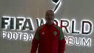 بالفيديو...أغنية رائعة عن المنتخب المغربي قبل لقاء كوت ديفوار الحارق | قنوات أخرى