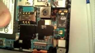 Samsung I9100 Galaxy S2 II Water Damage Repair Teardown
