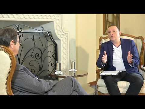 Νίκος Αναστασιάδης: Αποκλειστική συνέντευξη