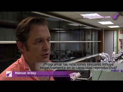 ¿Programar las relaciones sexuales influye negativamente en la capacidad reproductiva?