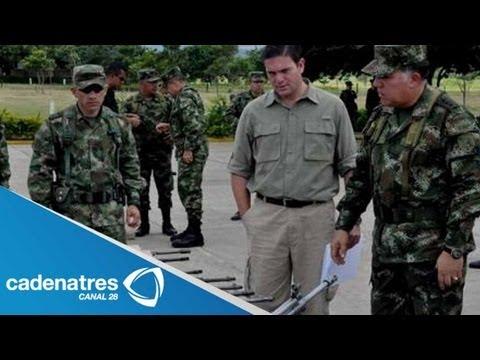 Matan a 22 personas tras emboscada a policías de Michoacán