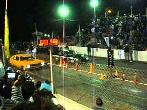 Desafio Chevy v8 BLACK POISON vs Chevy v8 Pelado 13 04 14 Lavalle