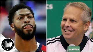 Anthony Davis for four first-round picks from Celtics -- is that enough?   The Jump