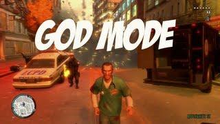 Gta 4 Mod Invincibility PS3 (GOD MODE) NO JAILBREAK!