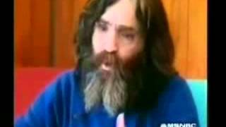 Charles Manson Interview With MSNBC (Complete)