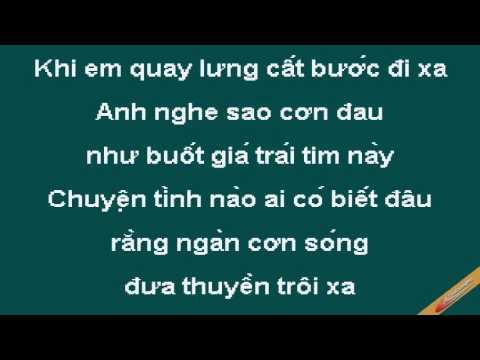 Hinh Bong Doi Cho Karaoke - Việt Quang - CaoCuongPro
