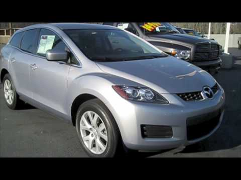 2008 Mazda CX-7 Start Up, Engine, and In Depth Tour