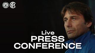 UDINESE vs INTER | LIVE | ANTONIO CONTE PRE-MATCH PRESS CONFERENCE | 🎙️⚫🔵?? [SUB ENG]
