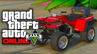 GTA 5 Online: Rare Cars How To Find & Insure The