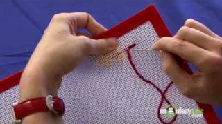 Needlepoint Continental Stitch