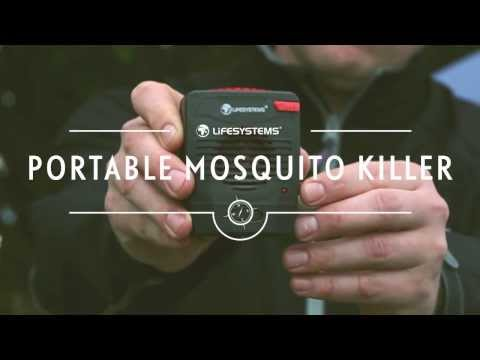 Lifesystems Portable Mosquito Killer Unit (7070)