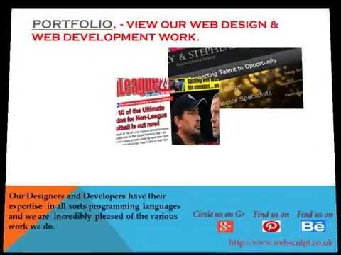 Best London Web Design Agency - Websculpt, Website Design and Web Development Company in london
