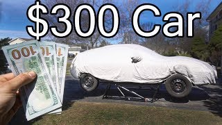 How to Buy a Used Car for $300 (Runs and Drives)