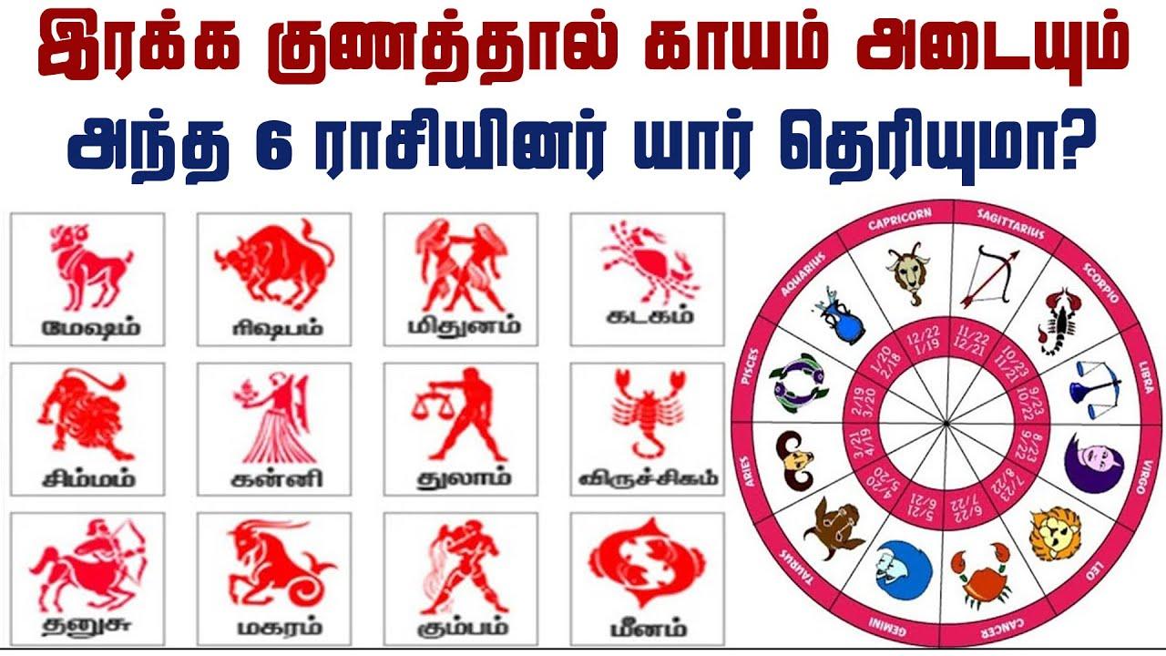 இரக்க குணத்தால் காயம் அடையும் அந்த 6 ராசியினர் யார் தெரியுமா? | Tamil Jothidam | Tamil Astrology
