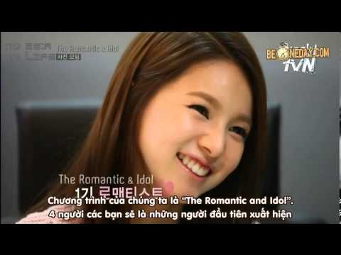 [Vietsub][BeonedayST] Romantic & Idol Ep 1 Part 1