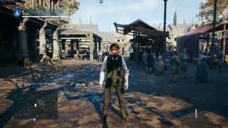 Assassin's Creed Unity [Benchmark Gameplay] GTX 660 Ti I5