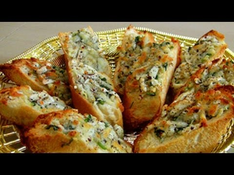 Cheese Garlic Bread Recipe