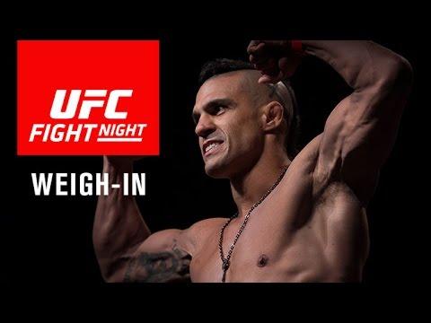 UFC FN 106: Transmisja oficjalnej ceremonii ważenia o 23:00 w MMAnews (+wyniki)
