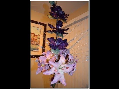 Centros de Mesas, Florales Quinceanera, Mis 15 años, Sweet 16 Bodas