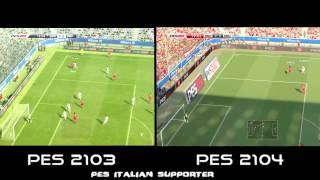 Comparacion PES 2014 Vs PES 2013