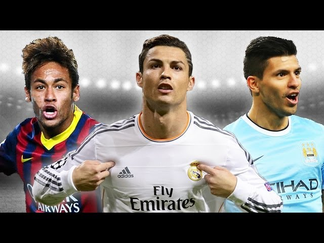 Top 10 Players In The World - Ronaldo, Neymar, Aguero? | #FDW