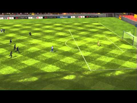FIFA 14 iPhone/iPad - Inter vs. Sampdoria