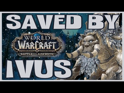 Funny Noob Moments in BFA Pvp - Ivus to the Rescue in AV
