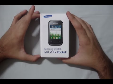samsung galaxy pocket em portugues