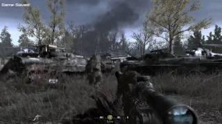 Call Of Duty 4 [HD] Modern Warfare / All Ghillied Up [1