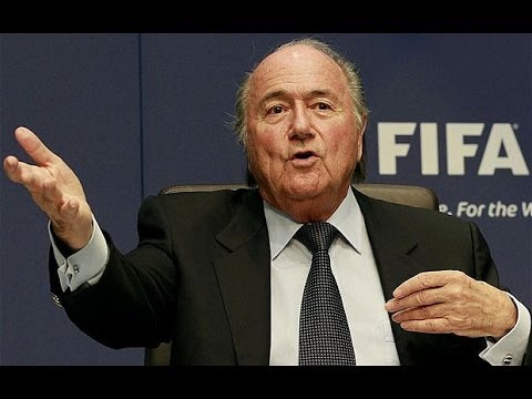 UEFA Gives Blatter the Cold Shoulder in Brazil