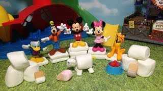Disney Junior Mickey Mouse Clubhouse Marshmallow Candy