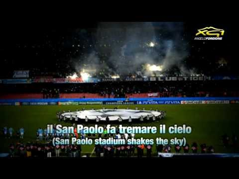 XG1 / MADE IN NAPLES / Napoli vs Chelsea 3-1 (Champions League 2011-12)