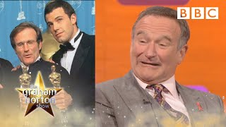 Graham Norton: Robin Williams, Elijah Wood on Oscar Awards