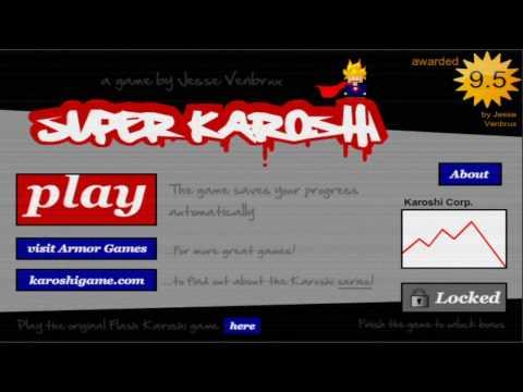Flash Meat! - Выпуск 1 - Обзор Серии Игр Karoshi