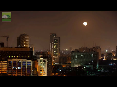 Karachi Timelapse & Video - FULL HD