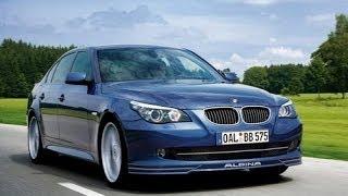BMW E60 M5 vs Alpina B5