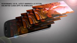 IPro S3 Android 4.0 Doble Core Doble SIM Smartphone