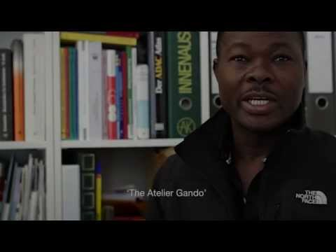 Diébédo Francis Kéré: how we build an Atelier in Gando