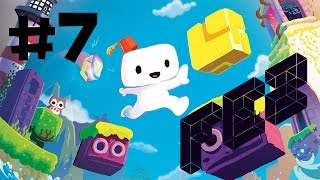 Fez Let's Play | #7 - Invisible Platforms