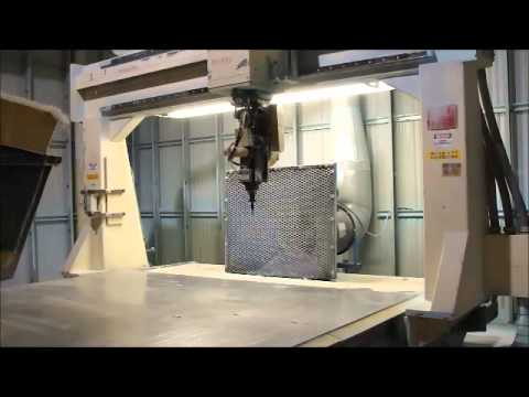 Thermwood Corporation Model C70 5 Axis CNC Router