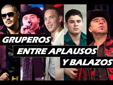 Reportaje: GRUPEROS ATENTADOS CONTRA SU VIDA Javier rosas, Gerardo Ortiz, Alfredito Olivas