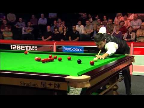 Ronnie O'Sullivan 147 World Open 20.09.2010 (HQ)
