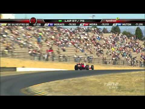 IndyCar 2010 Race 13 Indy Grand Prix of Sonoma 8 of 11