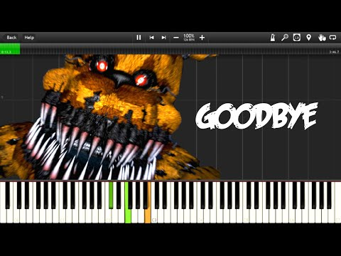 how to connect a song in piano synthesia